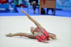 Красота и грация кубанской гимнастки Ирины Анненковой