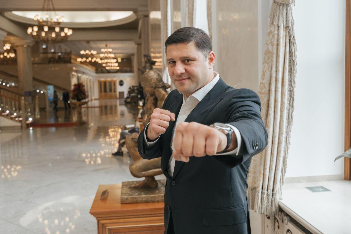Боксер нашего времени